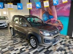 Título do anúncio: Fiat Novo Uno Way 1.0 Firefly -  Completo