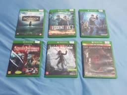 Jogos Xbox One Desconto de 10% - Aceito Cartao