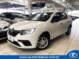 Título do anúncio: Renault Logan Life 1.0 12V 2021 Completo