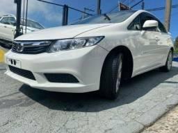 Honda Civic 1.8 LXL Branco 2013