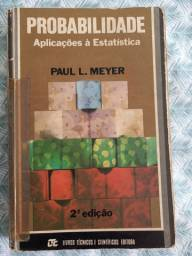 Livro Probabilidade- Paul Meyer