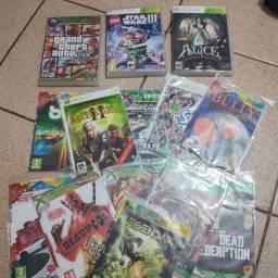 Lote jogos xbox360