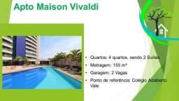 Título do anúncio: Apto Maison Vivaldi