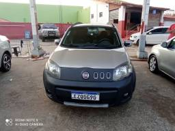 Título do anúncio: Fiat/ Uno Way 1.0 2012