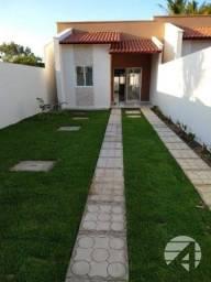 CA1749 Casa com 3 quartos (2 suítes), 75m², 3 vagas - Eusébio