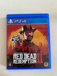 Jogo - RED DEAD REDEMPTION - PS4