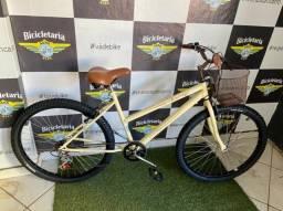 Bicicleta Feminina Retrô