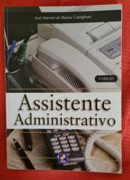 Livro Assistente Administrativo