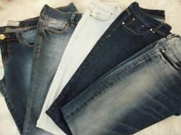 Calças Jeans Desapego
