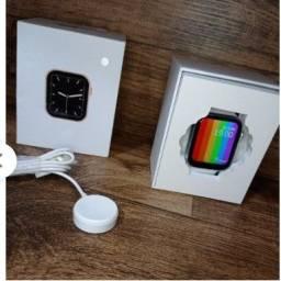 Relógio Smartwatch Iwo W46 Troca Foto Da Tela - A Prova d'água - Tela Infinita
