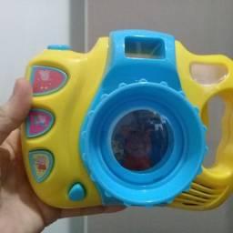 Título do anúncio: Câmera fotográfica Pepa pig