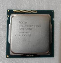 Processador gamer Intel Core i5-3330 3GHz de frequência com gráfica integrada