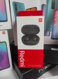 Folia da Xiaomi ..Redmi Air dots 2.. Novo LACRADO Garantia entrega