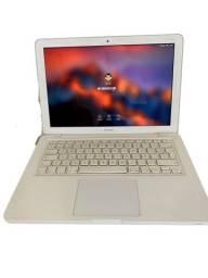 Título do anúncio: Macbook 13 Polegadas Branco 2010 2gb Intel Core 2 Duo