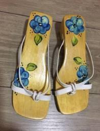 Calçados Feminino semi-novos e novos aceito cartão C.Frio