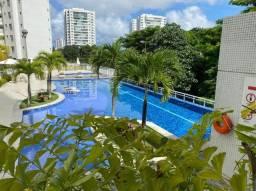 Apartamento para Venda em Salvador, Patamares, 2 dormitórios, 2 suítes, 3 banheiros, 2 vag