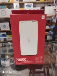 Power bank ORIGINAIS Xiaomi novos lacrados com garantia