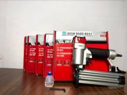 Título do anúncio: Pinador Pneumático 10-50mm