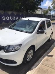 Renault Sandero 1.0 Flex Authentic 2018