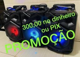 Título do anúncio: PANCADAO BLUETOOTH grande portátil PROMOÇÃO