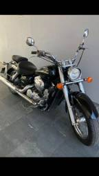 Moto shadow 750cc