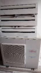 Ar condicionado multi split inverter 30k Fujitsu