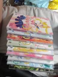 Sailor Moon - Vol1 ao 9