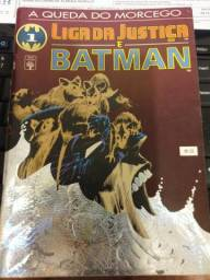 Batman - Saga A Queda do Morcego - 1994 a 1996