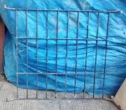 Portão ferro canil