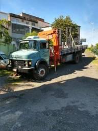 Locação de caminhão munck - 1986
