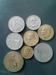 Vendo moedas antigas e raras