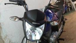 Honda CG Fan 150 ano 2014 - 2014