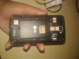 Vendo lgk10LTE, 9 mês de usso, Vendo ou troco por iPhone 5s, volta em dinheiro!