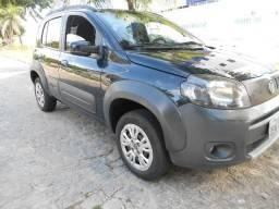 Fiat Uno way 2012 bem conservado - 2012