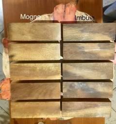 Blocos para cutelaria madeira nobre de lei