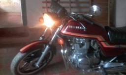 Honda CB 400II - 1982