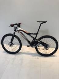 Bike Cannondale Lefty e Full 27.5 (Toda Carbono ) Grupo XTR