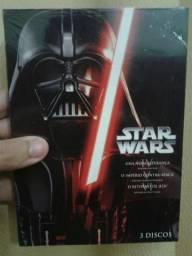 Star Wars Box 6 DVD.