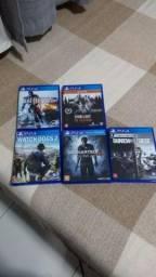 5 jogos