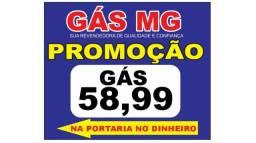 Gás MG