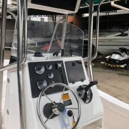 Vendo LANCHA FISHING 22 pés - 2003