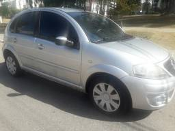 Citroen C3 exclusive 1.4 excelente estado baixa km - 2009