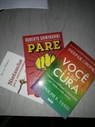 Livros novos pra vender logo