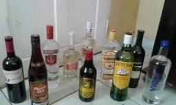 Bebidas originas importadas