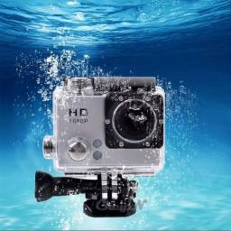 Mine Câmera Filmadora Sport HD1080p Aprova D'agua Moto Bike