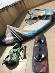 Kite slingshot 10M + Prancha