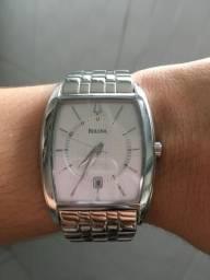 Relógio Bulova novo e ORIGINAL em aço