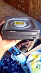 Leitor de DVD/CD