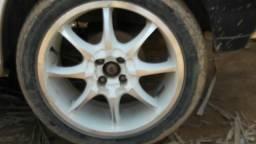 Vendo pneu com aro 26 ou troco em outro pneu moro em linhares