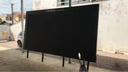 Painel De Led Outdoor P16/8 Completo! 4,20 X 1,70mts